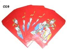 Red envelopes  X10