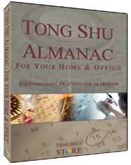 Tong Shu Almanac software - Home & office Version unlimited clients - 1 computer