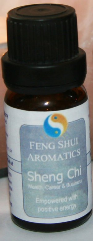 Sheng Chi - Essential Oil Kit - Wealth