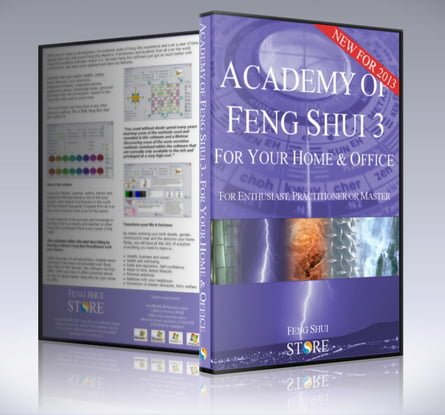 Academy of Feng Shui software - Annual subscription for Annual and Monthly Flying Star analysis