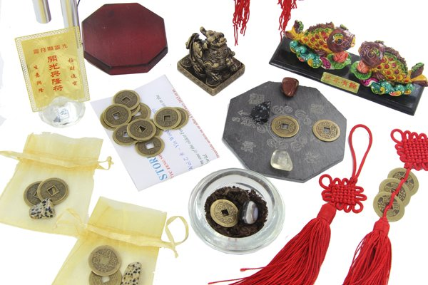 Reusing and cleansing your Feng Shui Cures and Enhancers