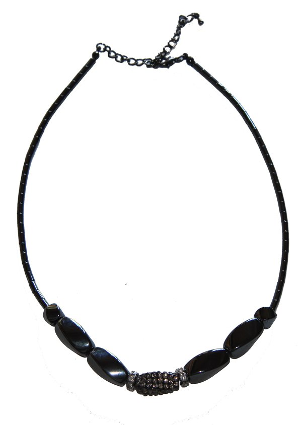 Hematite Feng Shui Protection Necklaces