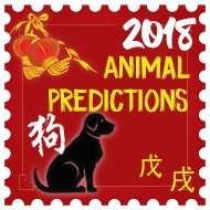 Feng Shui Chinese animal predictions for 2018