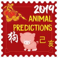 Chinese Animal Predictions for 2019