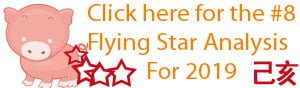 Click here for the number 8 Flying Star for 2019