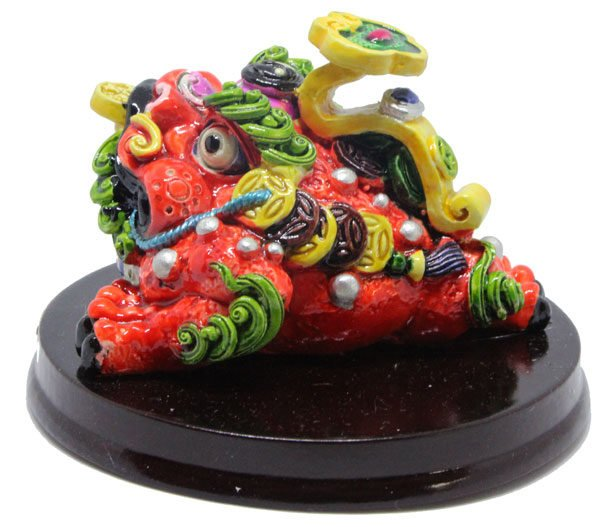 Zhaocai Ruyi Toad left