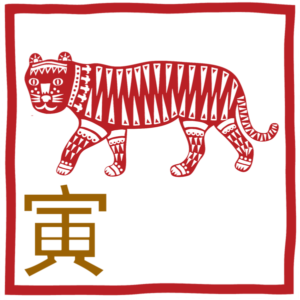 Tiger Chinese Animal monthly predictions